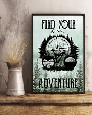 Cycling Find Your Adventure 11x17 Poster lifestyle-poster-3