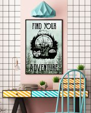 Cycling Find Your Adventure 11x17 Poster lifestyle-poster-6