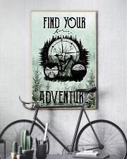 Cycling Find Your Adventure 11x17 Poster lifestyle-poster-7