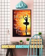 Hobbies-Ballet-choose dance 11x17 Poster lifestyle-poster-6