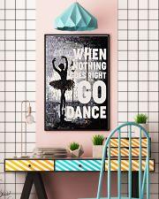HC-Ballet-go dance 11x17 Poster lifestyle-poster-6