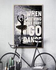HC-Ballet-go dance 11x17 Poster lifestyle-poster-7