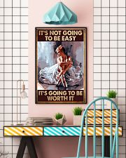 Hobbies-Ballet- it's going to be worth it 11x17 Poster lifestyle-poster-6