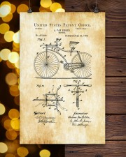 Bicycle 11x17 Poster aos-poster-portrait-11x17-lifestyle-24