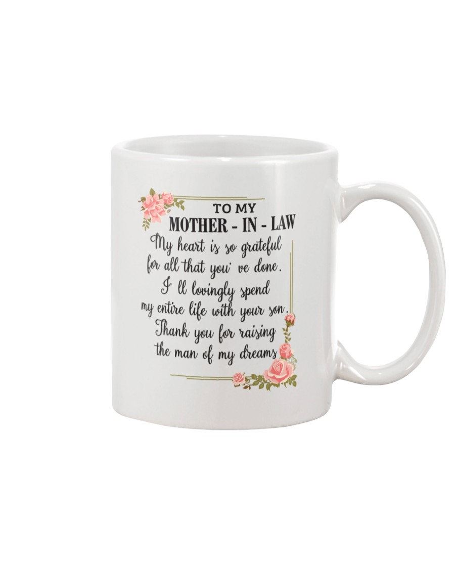 To My mother-in-law Mug