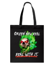 gnd - deal with it Tote Bag thumbnail