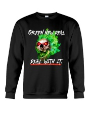 gnd - deal with it Crewneck Sweatshirt thumbnail