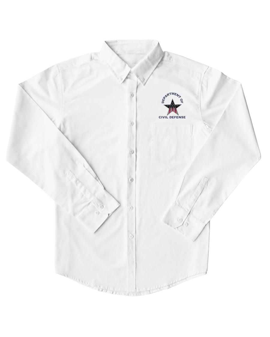 Civil Defense Dress Shirt