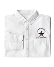 Civil Defense Dress Shirt garment-embroidery-dressshirt-lifestyle-05