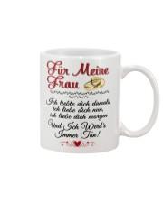 MEINE FRAU Mug front