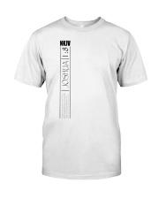 JOSHUA 1:8 Classic T-Shirt front
