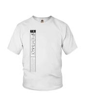 JOSHUA 1:8 Youth T-Shirt thumbnail