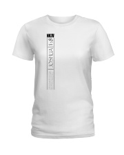 JOSHUA 1:8 Ladies T-Shirt thumbnail