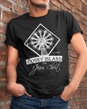 Coney Island for Jesus Classic T-Shirt apparel-classic-tshirt-lifestyle-26