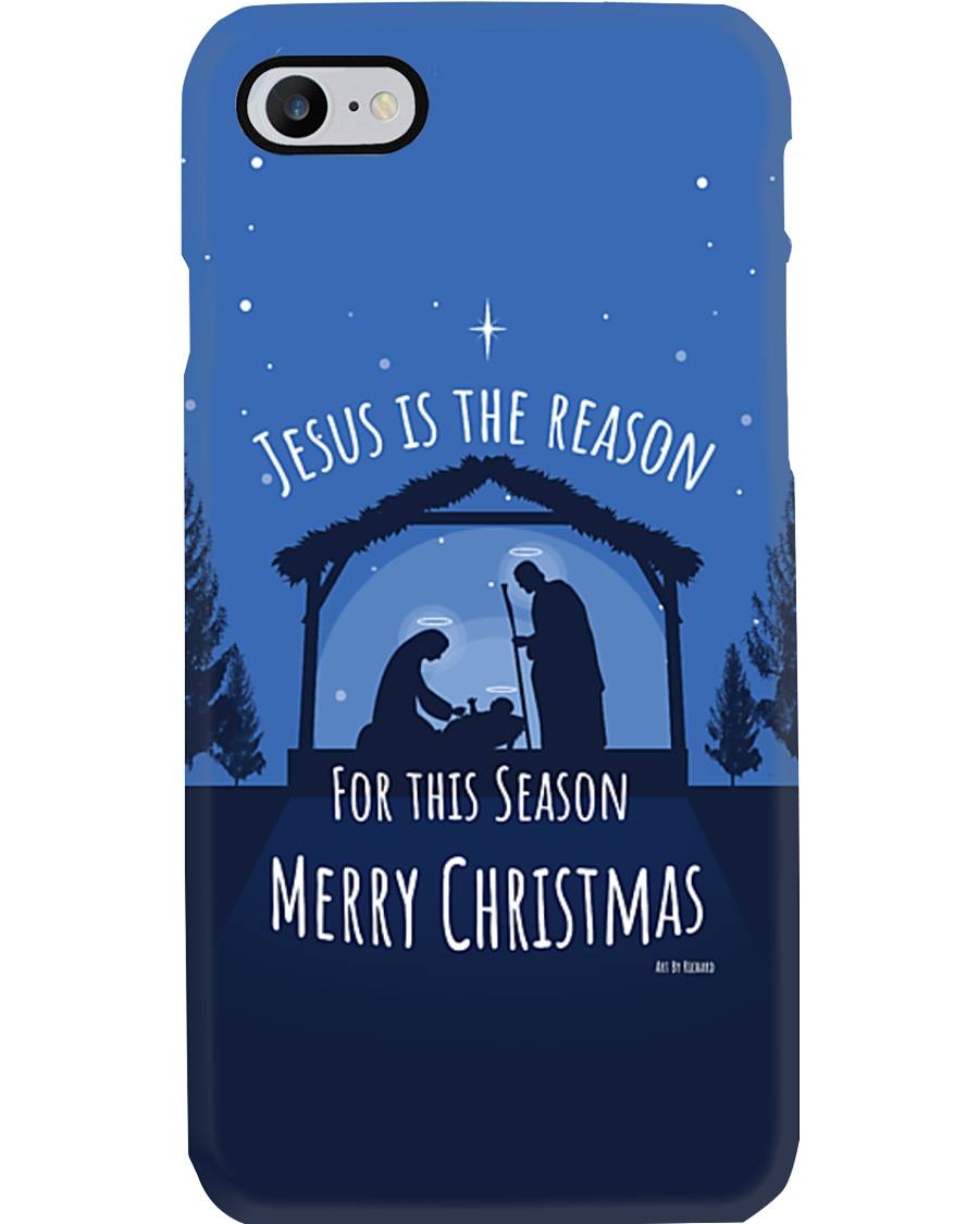 Jesus is the Reason Phone Case