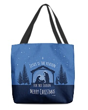 Jesus is the Reason All-over Tote thumbnail