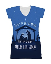 Jesus is the Reason All-over Dress thumbnail