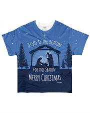 Jesus is the Reason All-over T-Shirt thumbnail