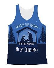 Jesus is the Reason All-over Unisex Tank thumbnail