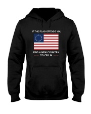 Find A New Country to Cry In Hooded Sweatshirt thumbnail