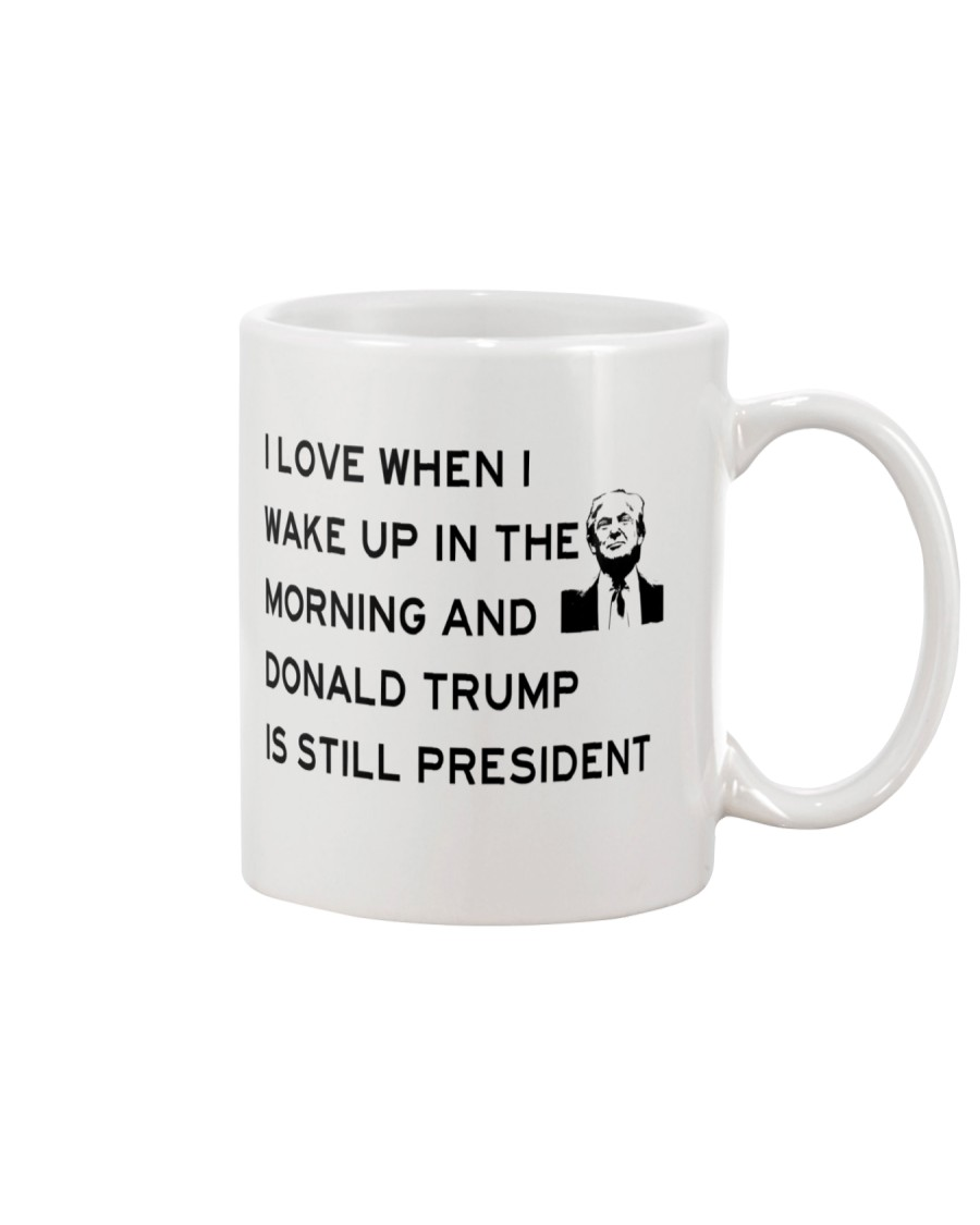 Morning Trump Coffee Mug