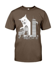 5 CATZILLA BOSTON Classic T-Shirt front