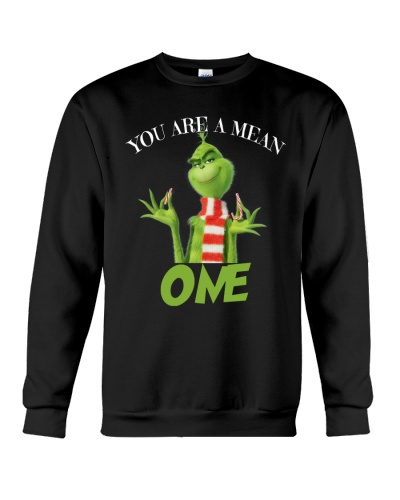 YOU ARE MEAN ONE