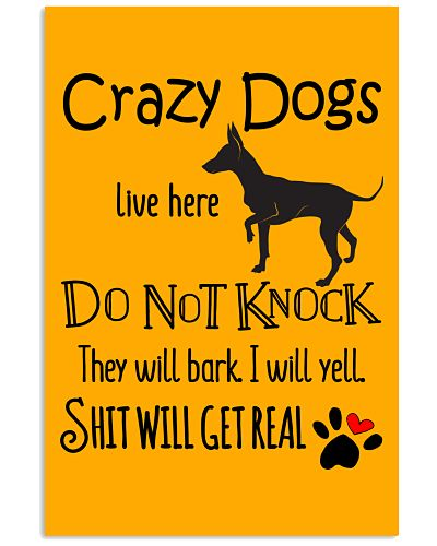 CRAZY DOG LIVE HERE