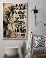 Ice Hockey 11x17 Poster lifestyle-poster-1