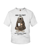 Am I Slow Youth T-Shirt tile