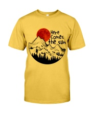 Here Comes The Sun Classic T-Shirt thumbnail