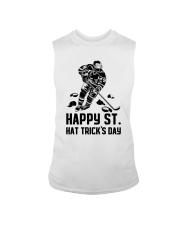 Happy ST Hat Trick's Day Sleeveless Tee thumbnail