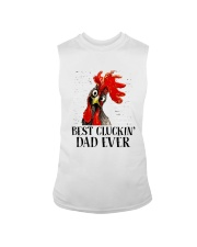 Best Clukin Dad Ever Sleeveless Tee thumbnail