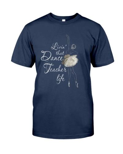 Livin' That Dance Teacher Life
