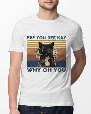 Eff You See Kay Classic T-Shirt lifestyle-mens-crewneck-front-13