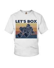 Let's Box Youth T-Shirt thumbnail