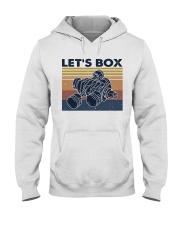Let's Box Hooded Sweatshirt thumbnail