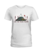 On The Road Again Ladies T-Shirt thumbnail