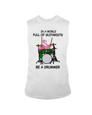 Be A Drummer Sleeveless Tee thumbnail
