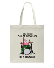 Be A Drummer Tote Bag thumbnail