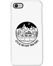 Lets Go Far Away From People 5 Phone Case thumbnail