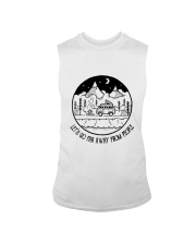 Lets Go Far Away From People 5 Sleeveless Tee thumbnail