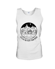Lets Go Far Away From People 5 Unisex Tank thumbnail
