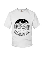 Lets Go Far Away From People 5 Youth T-Shirt thumbnail