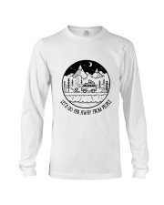 Lets Go Far Away From People 5 Long Sleeve Tee thumbnail