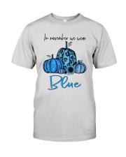 We Wear Blue Premium Fit Mens Tee thumbnail