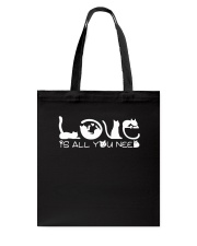 Love Is All You Need Tote Bag thumbnail