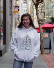 And Into The Forest I Go Hooded Sweatshirt lifestyle-unisex-hoodie-front-2