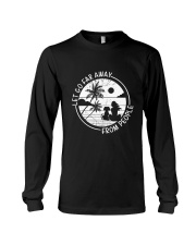 Let Go Far Away From People Long Sleeve Tee thumbnail