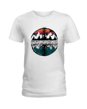 And Into The Forest I Go Ladies T-Shirt thumbnail